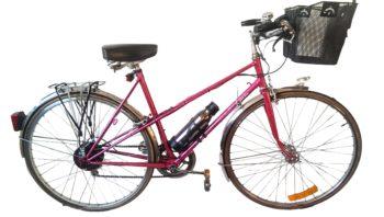 vélo vintage électrique personnalisation
