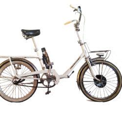 vélo électrique vintage peugeot vintelo