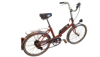 vélo électrique vintage peugeot NS2 2c