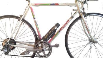 vélo électrique vintage raleigh vintelo 1d