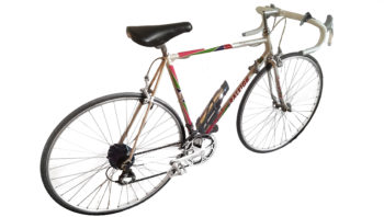 vélo électrique vintage raleigh vintelo 1b