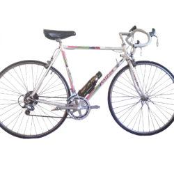 vélo électrique vintage raleigh