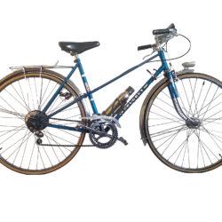 vélo électrique vintage peugeot p10