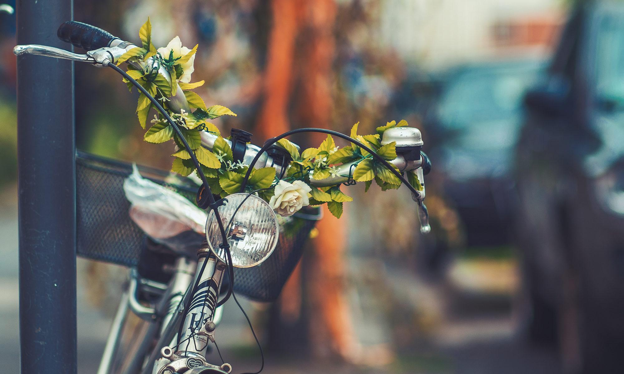 vélo électrique vintage discrétion